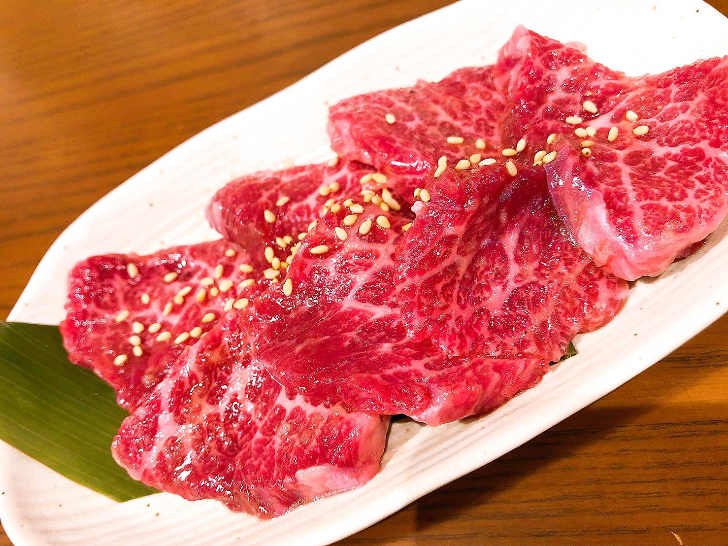 八王子南口5分 肉問屋直営だからこそ提供できる新鮮肉が自慢